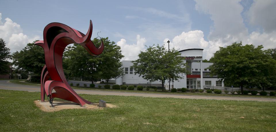 Lexington Diagnostic Center and Open MRI Sculptures