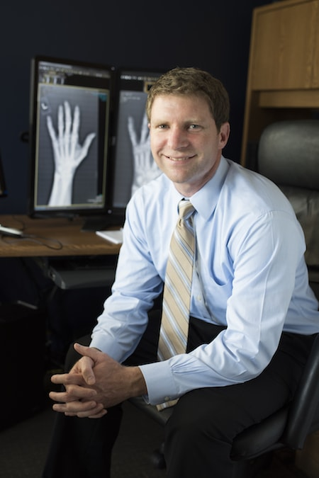 Lexington Diagnostic Center and Open MRI Doctor Jason Harris
