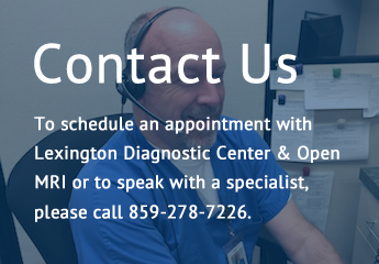 Lexington Diagnostic Center And Open MRI Contact Information