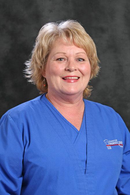 Karen Sykes - Nurse