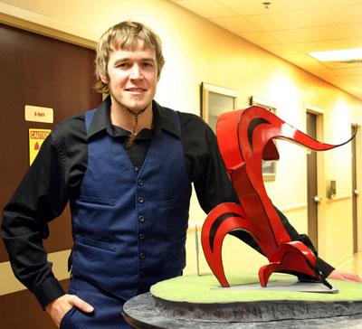 Luke Achterberg at Lexington Diagnostic Center