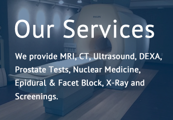 Lexington Diagnostic Center Open MRI Services