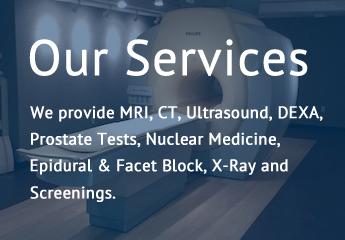 Lexington Diagnostic Center Open MRI Services