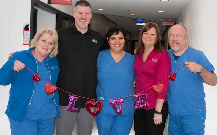 Valentines From Lexington Diagnostic Center
